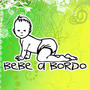 Bebe A Bordo Calcomania Ploteos