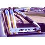 Accesoriosweb Barra Antivuelco Arco Doble Cromada Ford F100