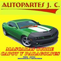 Mascara Funda Cubre Capot Renault R21 89/92* R9 * R18* R19