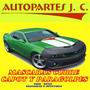Mascara Funda Prot Cubre Capot Y Parag. Renault Kangoo 2008&