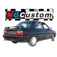 Aleron Renault 9 Turbo Con Luz
