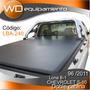 Lona Chevrolet S10 B-1 Doble Cabina. Mod 96 Al 2011 (bracco)