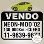 Cartel, Sticker, Calco Vendo Auto X3