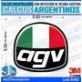 Calcomanias 3d Con Relieve, Accesorio Autos Agv