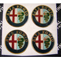 Alfa Romeo - Adaptacion Logos Para Centros De Llantas