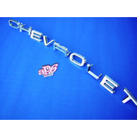 Chevrolet C10 Pick Up . Juego Letras Capot 69/71
