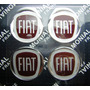 Fiat - Adaptacion Logos Para Centros De Llantas