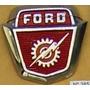 Ford-escudo De Capot F-100 Mod 58-59