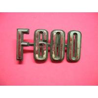 Ford-insignia F-600 Pick Up-mod 74-81-original
