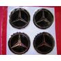 Mercedes Benz - Adaptacion Logos Para Centros De Llantas