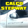 Calco Stepway Renault Sandero Calcomania Ploteoya!