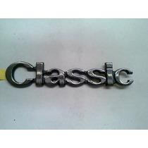 Insignia Baul Vw Polo Classic 96/2000 Autoadhesiva