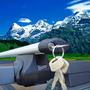 Barras Portaequipaje Aluminio Airway Con Cerradura Antirrobo