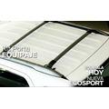 Barras Portaequipaje Originales Ecosport Kinetic Aluminio!!