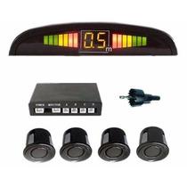 Sensor De Estacionamiento Con Display Y Sonido Ultra Sonico