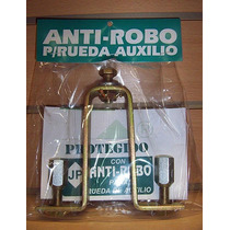 Anti Robo Rueda De Auxilio Ford Ka (3983)