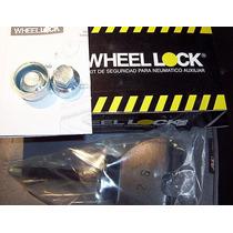 Anti Robo Rueda De Auxilio Ford Ka Wheel Lock (9874)
