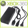 Fuente Xbox 360 Slim 220v Nuevo Cerrado Xbox360