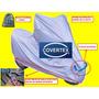 Funda Moto Cobertor Cubre Moto Impermeable Antirobo Covertex
