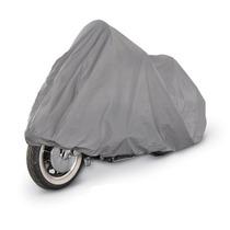 Funda Cubre Moto Impermable Filtro Uv Todos Los Talles Bolso