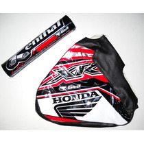 Kit Fundas Tanque Asiento Pad Honda Xr 600