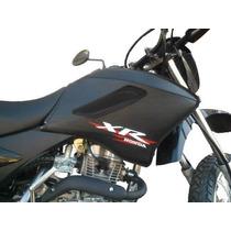 Funda De Tanque Honda Xr 125 En Pr Motos!!
