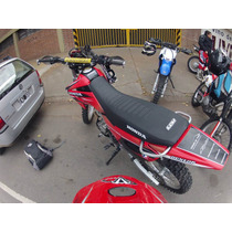 Funda De Asiento Lcm Covers Honda Tornado Xr250, Rc4 Gripp.