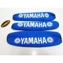 Jgo Cubre Amortiguador Cuatri Yamaha Neoprene C/ Cierre X 3u