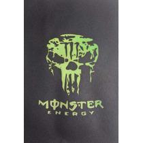 Cubre Amortiguador Monster Energy, Motos, En Neo-cordex!!