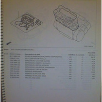 Manual De Despiece Honda Cbr 1000rr 2004, Impreso A4,español