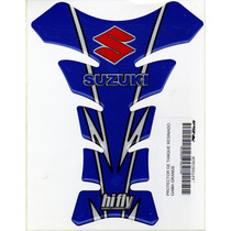 Protector De Tanque Suzuki Gsx Nacional Resina 3m Gama