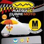 Cubre Moto M Impermeable - Motor Crue