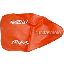 Funda Asiento Honda Xr 80/100/200/250/400/600/650 !