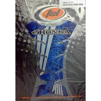 Protector Tanque Tsl Honda Azul