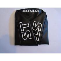 Funda Asiento Motos Honda Dax Nacional Cuerina Simil Orig.