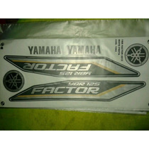 Calco H. Ybr 125 China - Factor Motoverde
