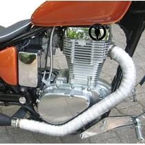 Cinta Aislante Termica Escape Motos Cafe Racer Custom Funda