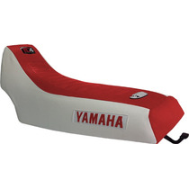 Funda Asiento Super Gripp Yamaha Banshee No Lcm Rojo/blanco
