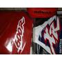 Honda Xr600 97 Kit Funda Asiento + Tanque+porta Herramientas