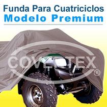 Funda Cobertor Cubre Cuatri, Cuatriciclo Multicapa