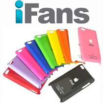 Funda Ipod Touch 2g 3g 4g 5g 5 6g 6 Silicona + Film Ifans