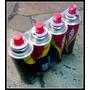 Cartuchos De Gas Foco X 250 Gr - Pack X 4 Unidades Rinde Más