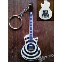 Llavero Guitarra Gibson Les Paul Zakk Wylde