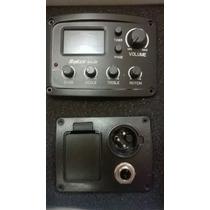 Ranger Mg20 Microfono Ecualizador Afinador Guitarra Clasica
