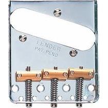 Puente Original Fender Telecaster (usa) + Fender Saddles