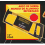 Arco De Sierra Mango De Aluminio Reforzado Black Jack C060#