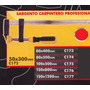 Sargento Carpintero Profesional 50x300mm Black Jack C172#