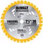 Disco Sierra Circular Dewalt 7 1/4 184mm 36d Dw3176 - Fm