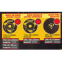 Disco P/sensitiva 300x3.2x25mm Black Jack Na8338#