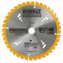 Disco Sierra Circular Dewalt 9 1/4 235mm 40d Dw3132a - Fm